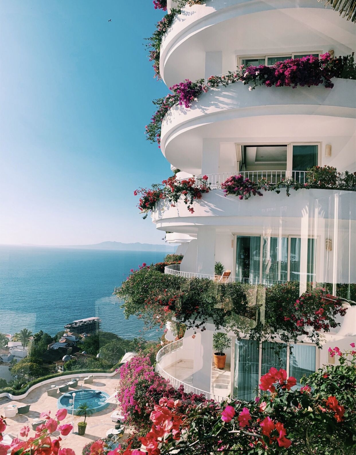 Dream Vacations, Places To