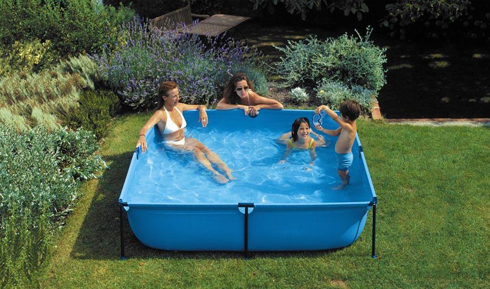 Que calor lo mejor para combatir estos d as es darse un for Que piscina es mejor