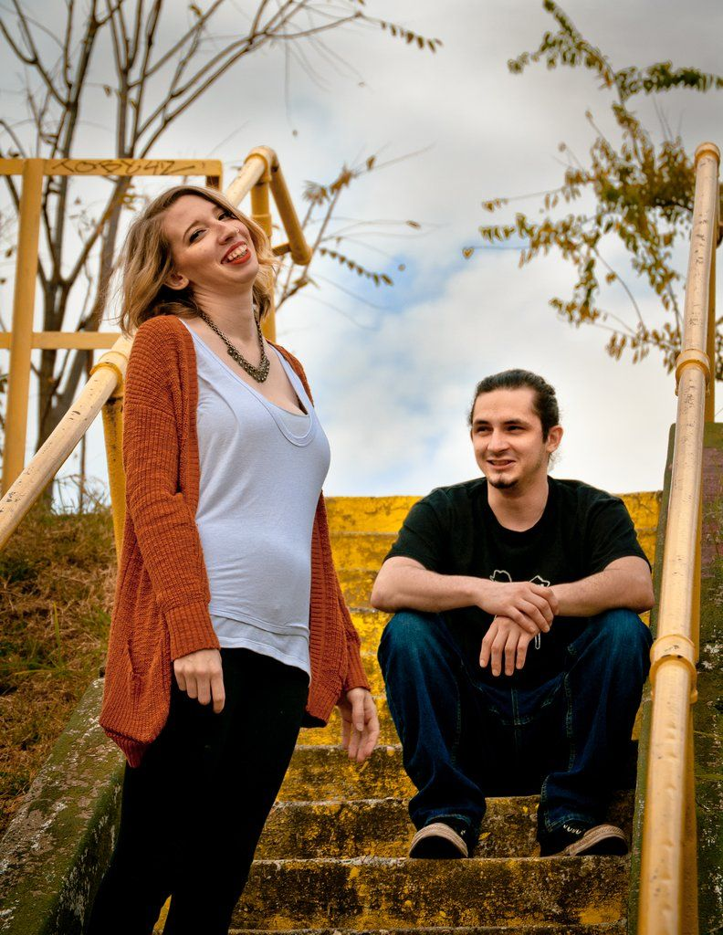 Baby Bump Pregnant Photography in Memphis, TN by Walking Pants Curiosities