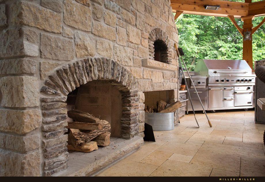 Mugnaini Italian wood fired pizza oven Home Pinterest