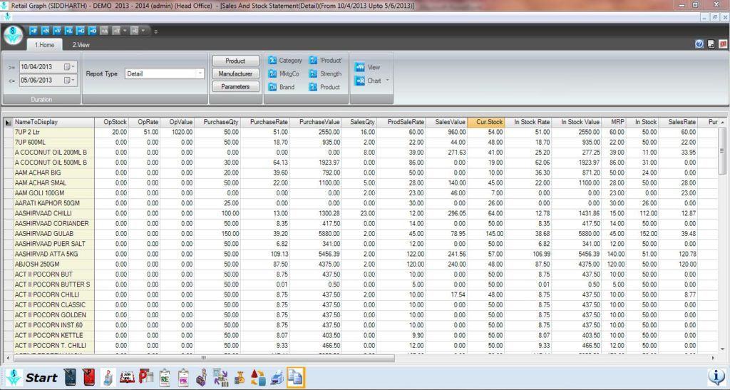 How to make an inventory spreadsheet laobing kaisuo in