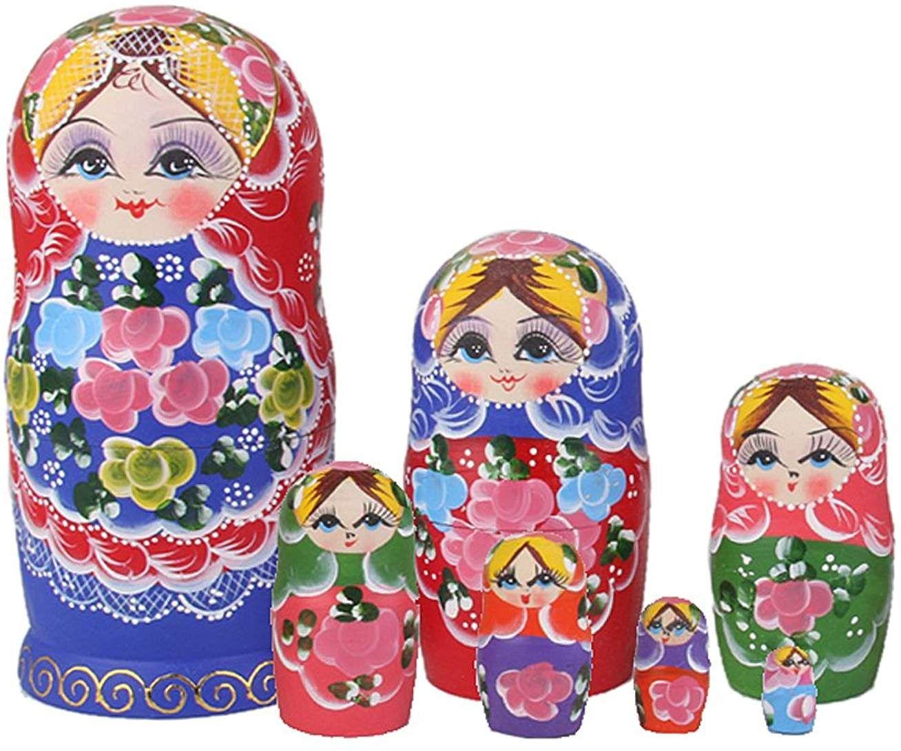 Les enfants adorent ces ~ Collector ~ Star wars poupées russes