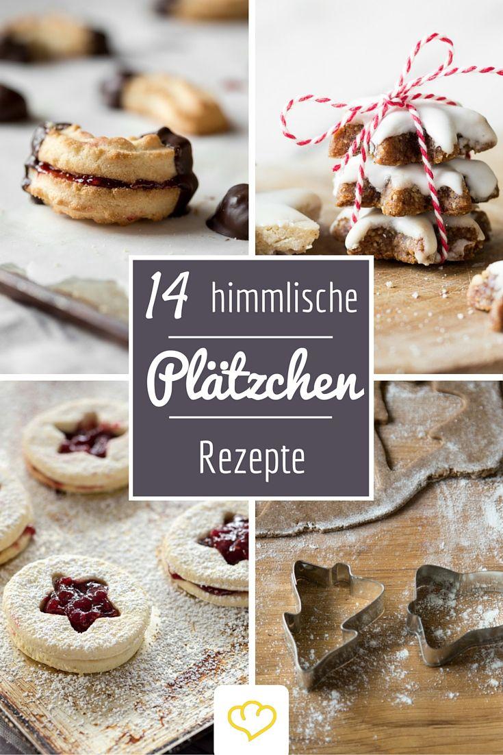 Weihnachtsplätzchen – 25 Klassiker aus der Weihnachtsbäckerei