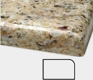 Countertop Edge Profile 301 640 5010 Granite Works Granite Edges Granite Edge Profile