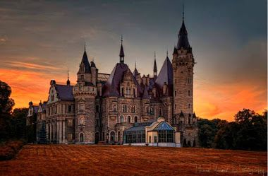 Google+Moszna Castle, Poland