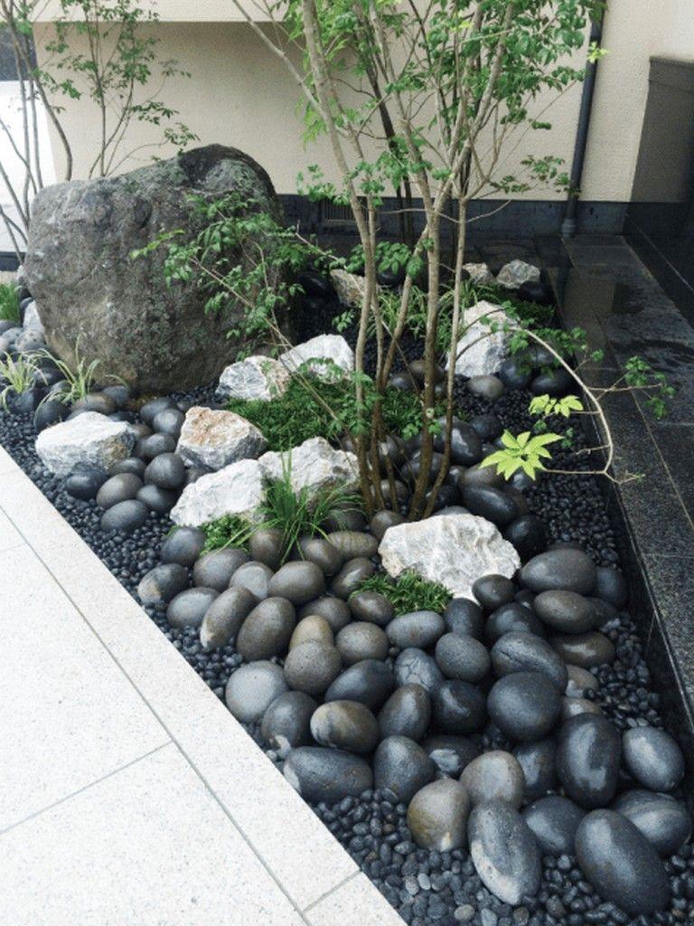25 Exciting Japanese Zen Garden Ideas #japanese #zengarden ... on Zen Front Yard Ideas id=12958