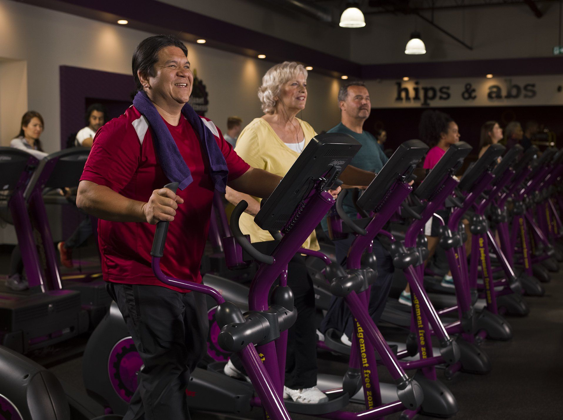 Tired Of Using The Same Cardio Machines At The Gym Mix It Up Planet Fitness Planet Fitness Workout Cardio Machines Planet Fitness Workout Plan