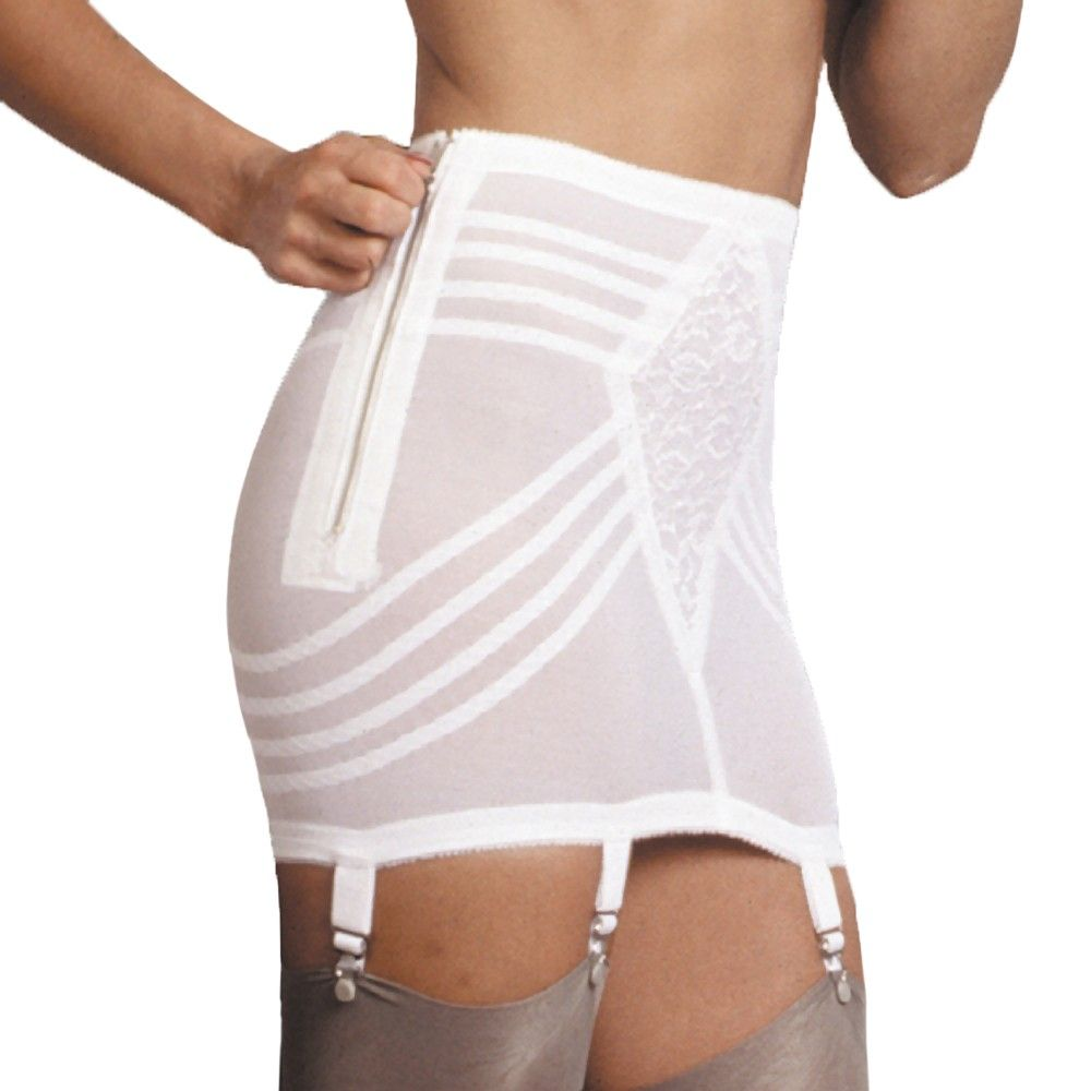 c94d47635 Rago Metal Zippered Open Bottom Girdle Style 1361 | rago-1361 | RP: $40.00,  SP: $36.00. These are the best for firm shaping ...