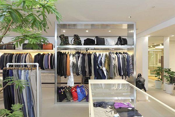 Interior Design Ideas For Shops - Clothing Shop Interior Design ...