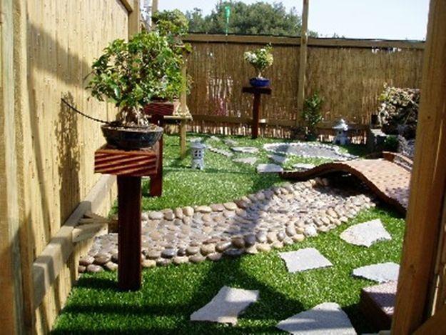 Pergolas jardines peque os de b squeda pergolas para for Jardin pequeno frente casa