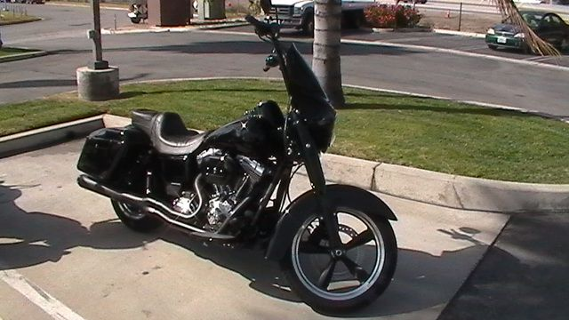 Harley Dynas For Sale Ca >> Harley Davidson Dyna Switchback with cafe fairing from glide pro   Motorcycles   Pinterest ...