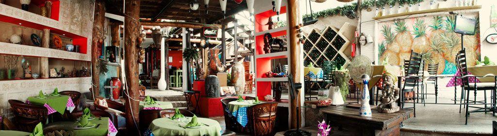 CasaAdela.com  Restaurante de Comida Mexicana en Playa del Carmen, Q. Roo.