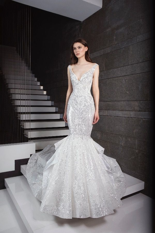 Vestidos de boda temporada 2019