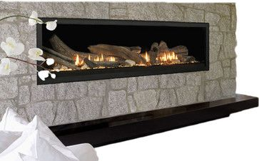 Vermont Castings Vwdv70ntsc 70 Aura Linear Direct Vent Fireplace Modern Indoor Fireplaces