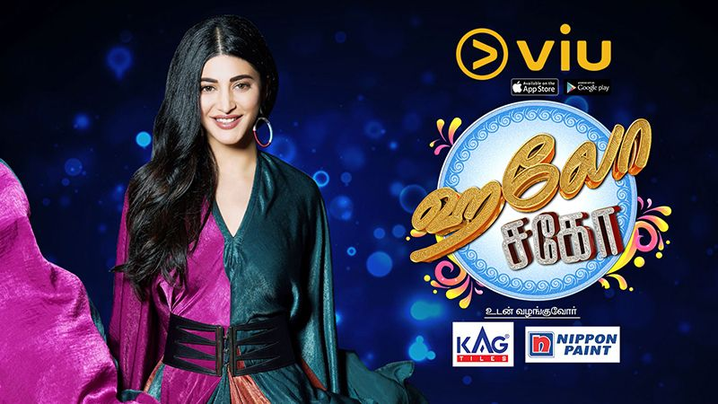 "In association with Motion Content group, Viu brings""'Viu Hello Sago"" to the Tamil Market"