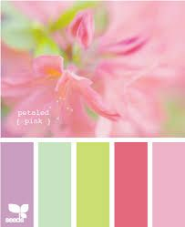 Blue And Pink Color Combination Color Palettes Google Search