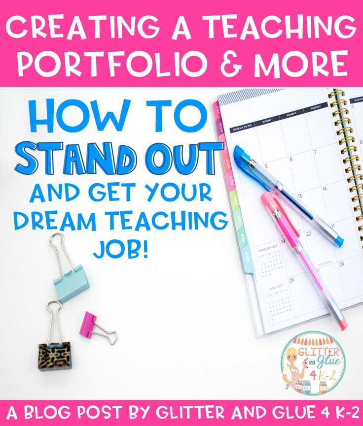 Looking for a teaching position? This blog post is a must read! It - resume for teaching position