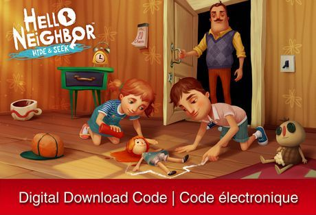 Tinybuild Games Switch Hello Neighbor Hide And Seek