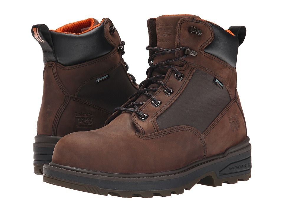 Timberland PRO 6 Resistor Composite Safety Toe Waterproof