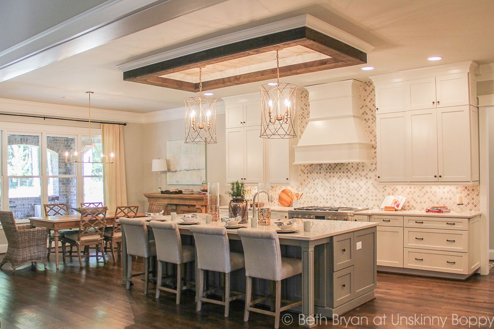 Incredible Kitchen Remodeling Ideas: Incredible Kitchen. 2015 Birmingham Parade Of Homes Built