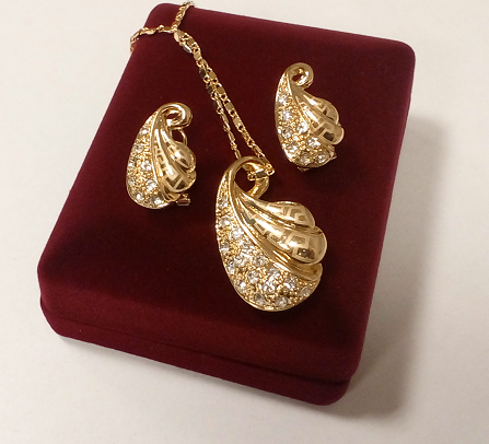 Gold Set Shell