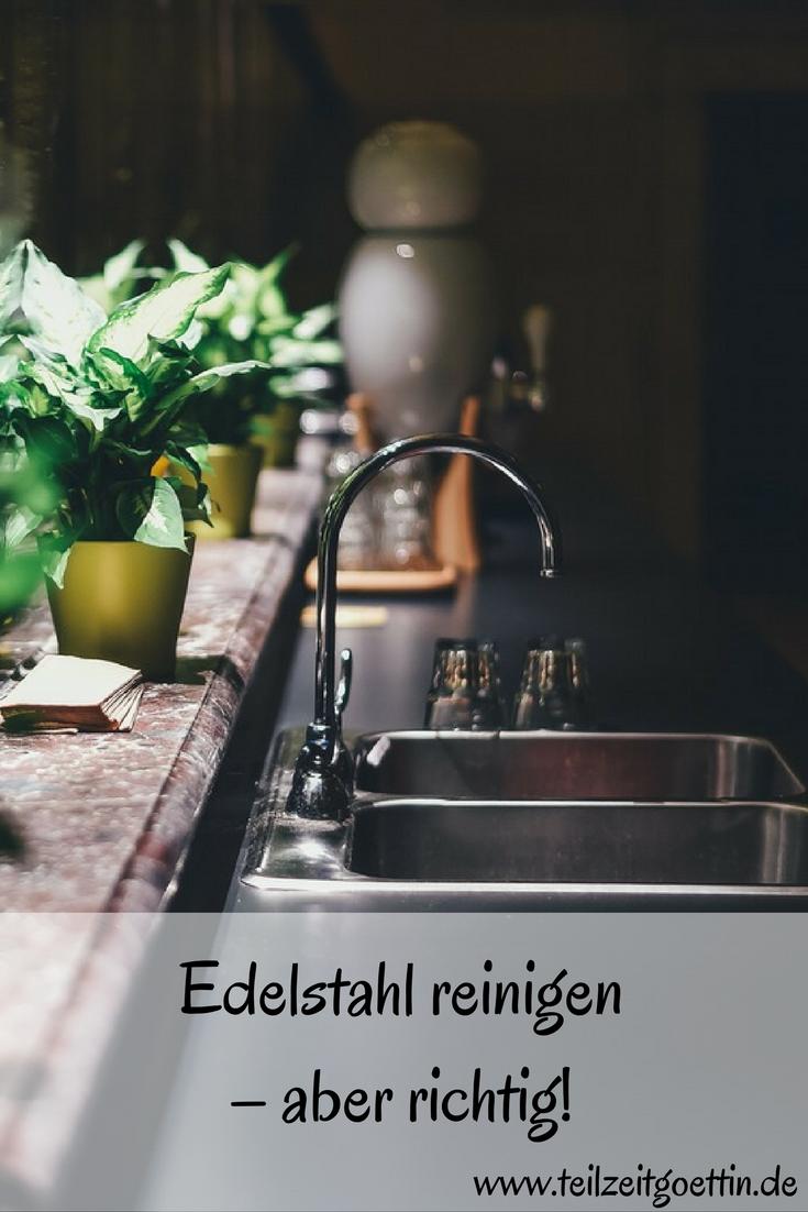 Küche Putzen Tipps: Putzplan