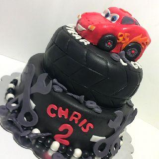 Cars cake  cars birthday cake boys
