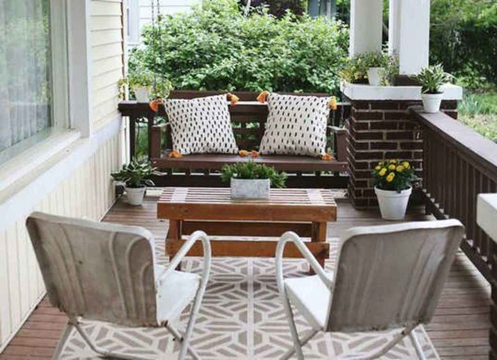 80 Small Front Porch Seating Ideas For Summer Front Ideas Porch