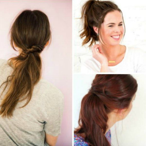 Quick and Easy Ponytail Hairstyles for Busy Moms ...