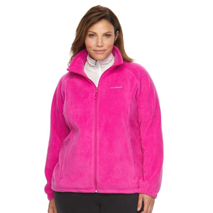 f29085d89c3 Columbia Plus Size Three Lakes Fleece Jacket