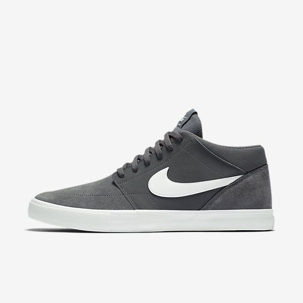 official photos aa171 5a5f9 Chaussure de skateboard Nike SB Solarsoft Portmore II Mid pour Homme