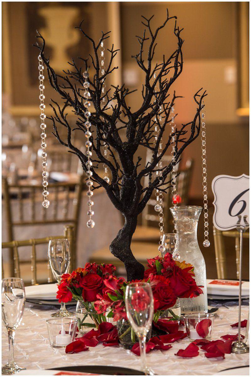 Nightmare Before Christmas Inspired Wedding At Wedgewood