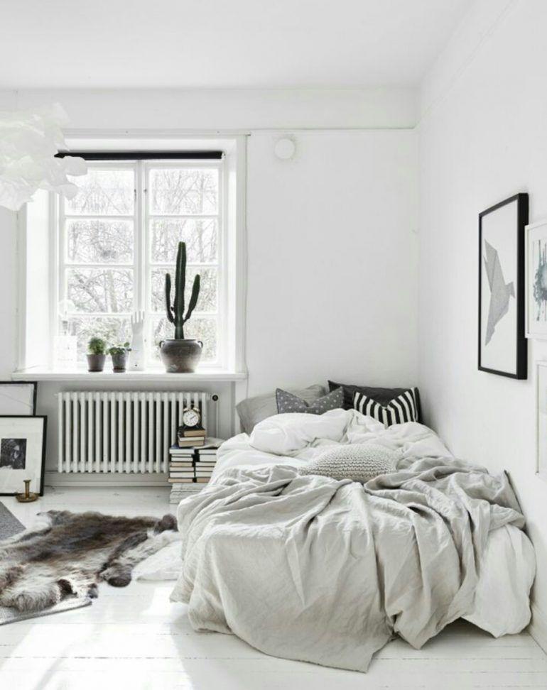 Master Schlafzimmer Im Skandinavischen Stil Modernesschlafzimmer Pinterest Bedroomdecor Bedroominspo S Schlafzimmer Im Skandinavischen Stil Zimmer Wohnung