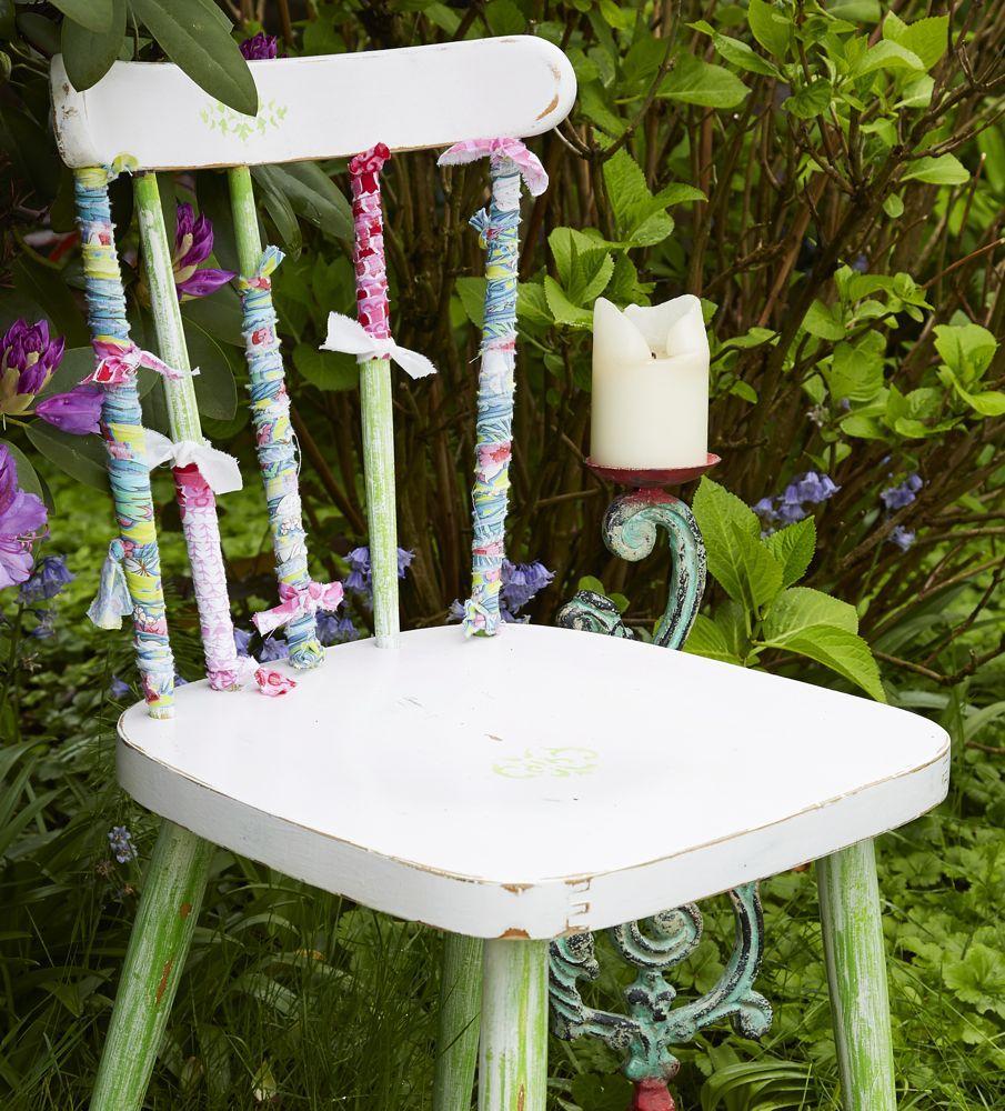 gartendekobuch - shabby chic selber machen - kreative diy-ideen, Gartengerate ideen