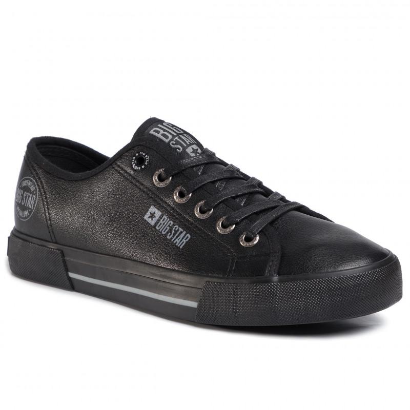 Tenisowki Big Star Ff174053 Black Trampki Polbuty Meskie Eobuwie Pl Big Star Sneakers Superga Sneaker