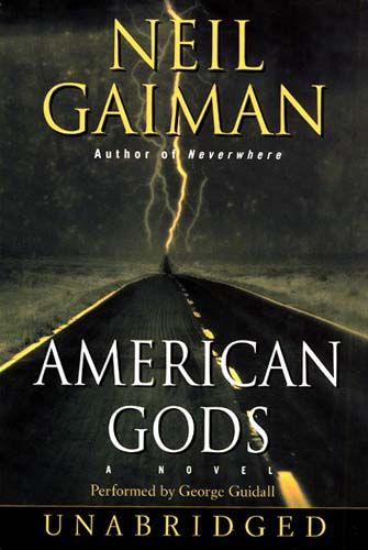 American Gods By Neil Gaiman With Images American Gods Books