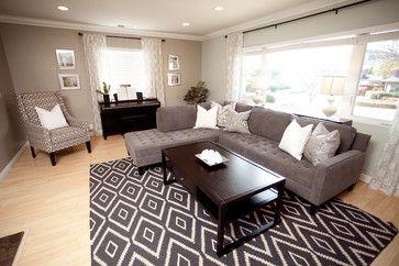Haenel  Contemporary  Living Room  San Diego Blythe Beauteous The Living Room San Diego Design Ideas