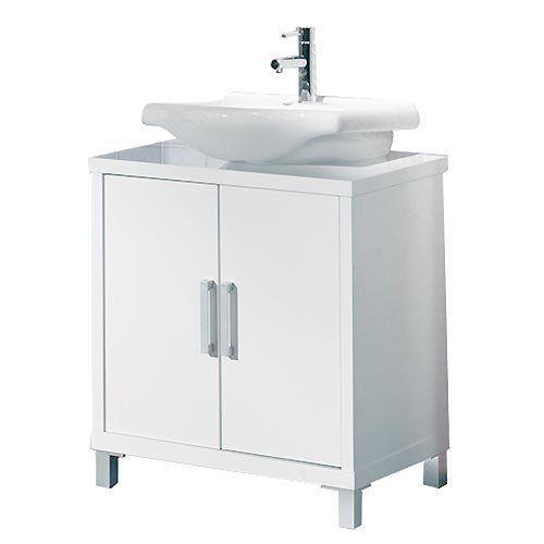Muebles Bano Para Encastrar Lavabo.Cinco Muebles Y Siete Ideas Para Un Lavabo Con Pedestal