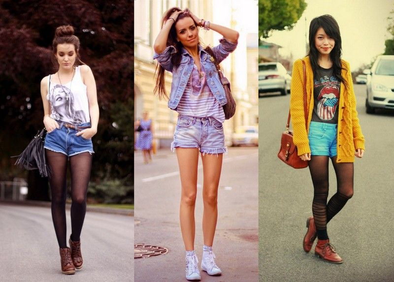 15 best 2016 TREND - CUT OFF DENIM SHORTS images on Pinterest
