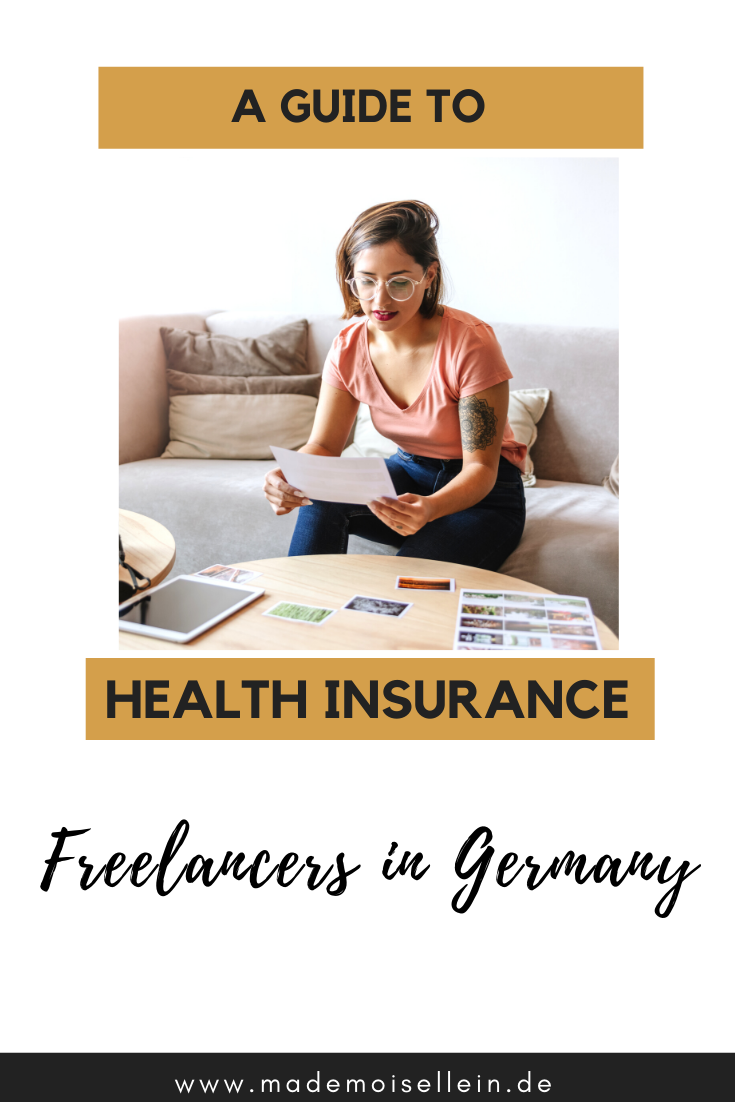 Health Insurance For Freelancers In Germany 2020 Update Best