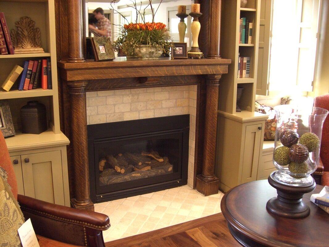 915608_orig Floor design, Fireplace, Fireplace makeover