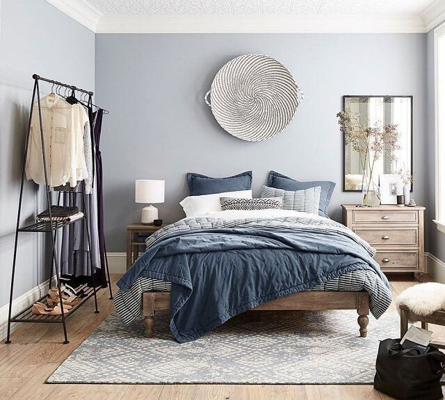 21+ Blue Bedroom Ideas For Your Personal Styles images