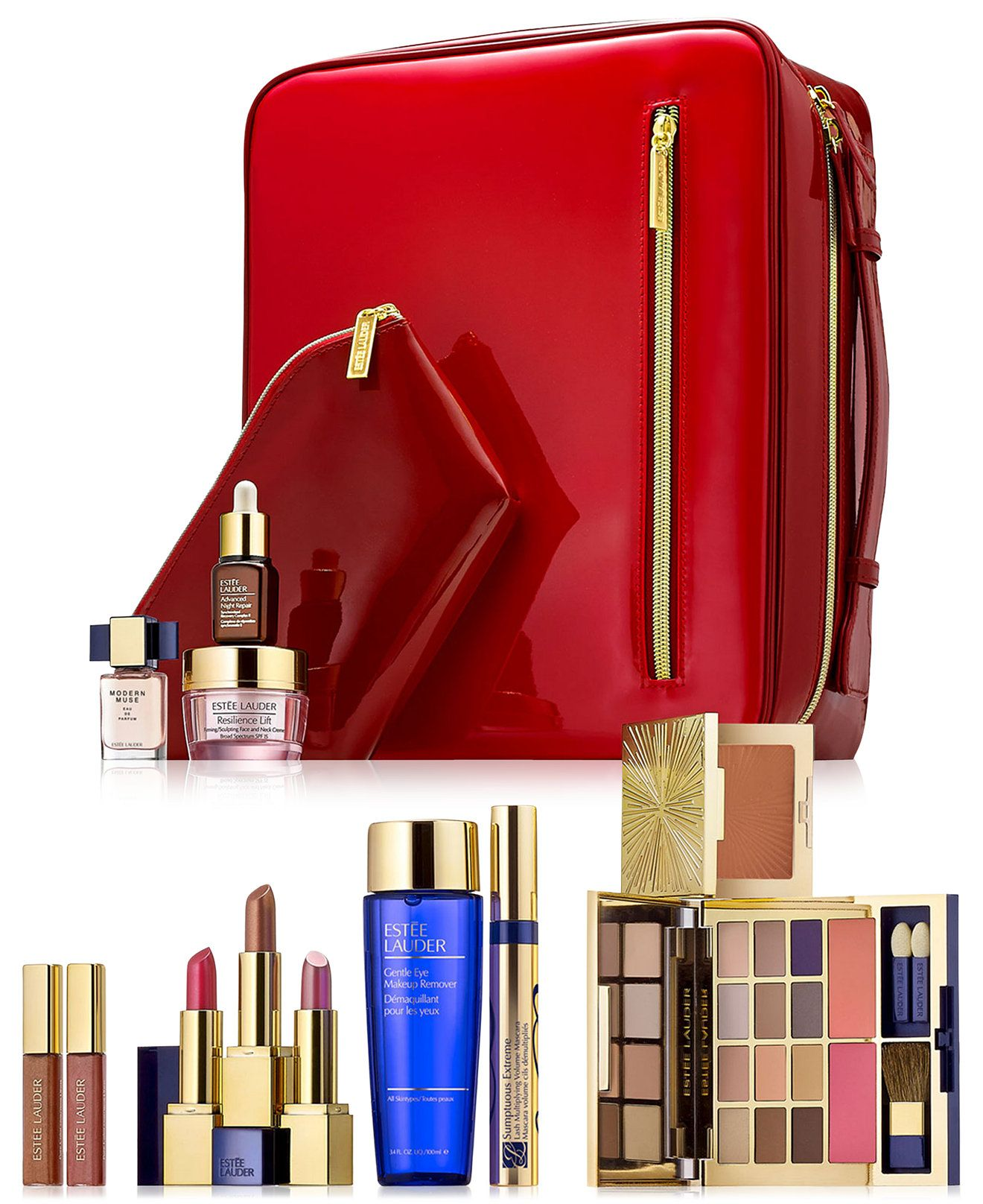 Estee Lauder The Color Edit Set Only 59 50 With Estee Lauder Fragrance Purchase Fragrance Be Estee Lauder Fragrances Gifts For Makeup Lovers Estee Lauder