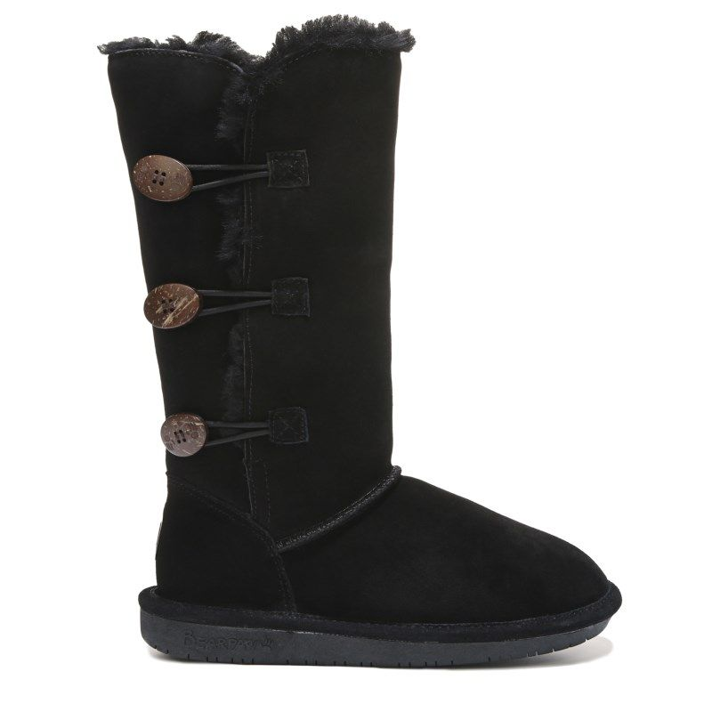 les bottes de d'hiver de bottes bearpaw de lauren (noir) hiver, produits et noir 4d71f0