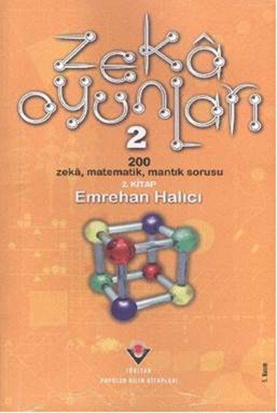 Zeka Oyunlari 2 Kitap Oyun Okuma