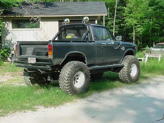 Lifted Luv Chevy Luv Mini Trucks Chevy Trucks