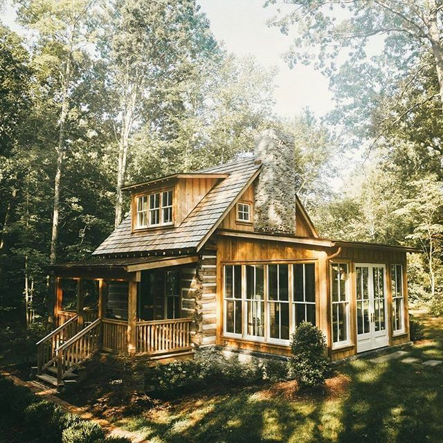 Civil -War Era Cabin In Cookeville, Tennessee. Photo
