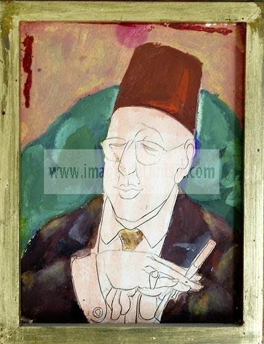 Dar Zoubeir Turki à Ben Arous, maison, atelier et salle du0027exposition