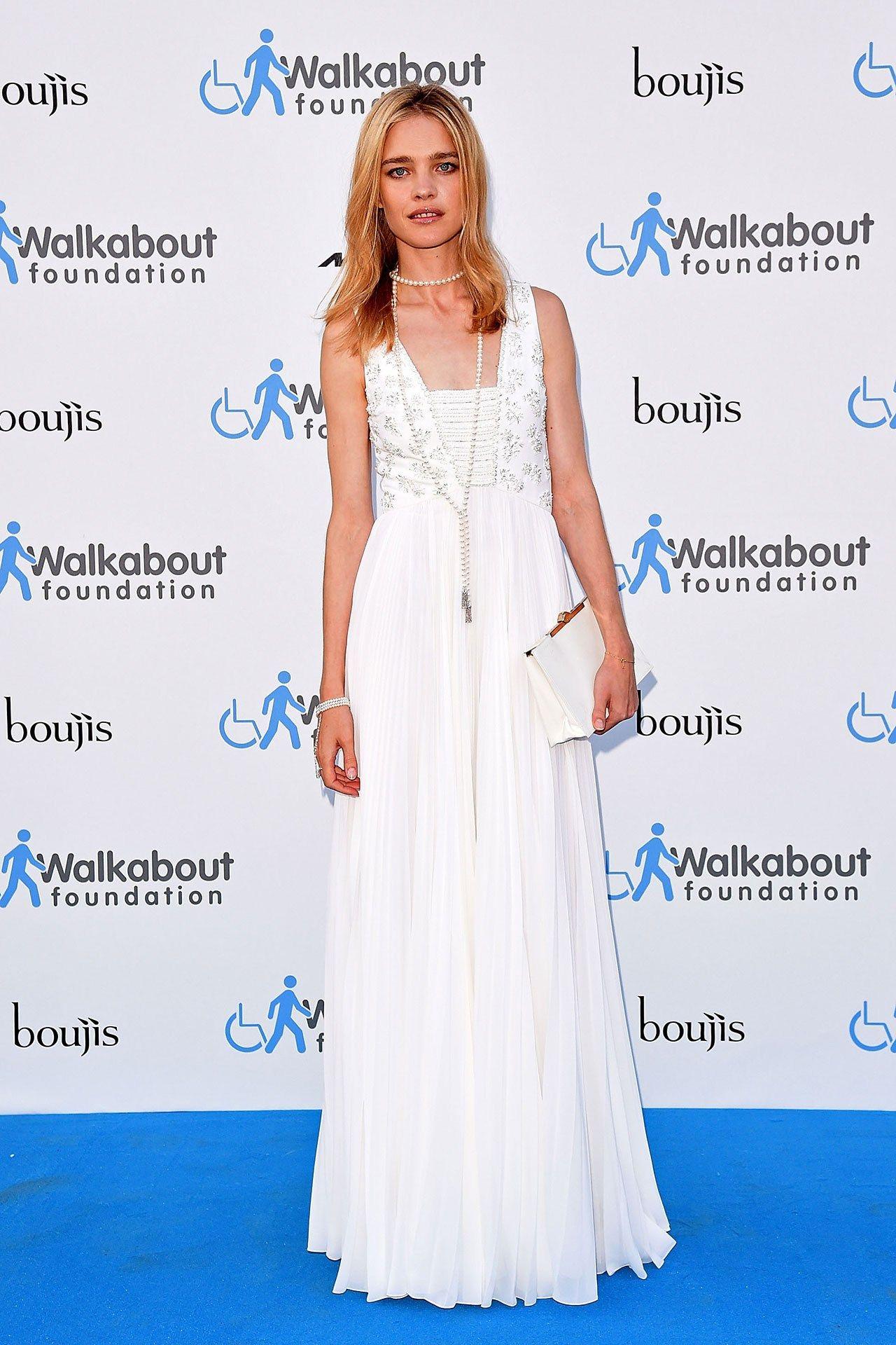 Natalia Vodianova - Walkabout Foundation Inaugural Gala, London - June 27 2015