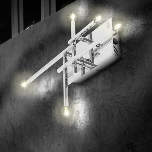 Details zu Design Wandleuchte Raumbeleuchtung Büro Wohnzimmer Lampe